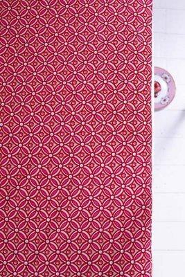 geometric hoeslaken red